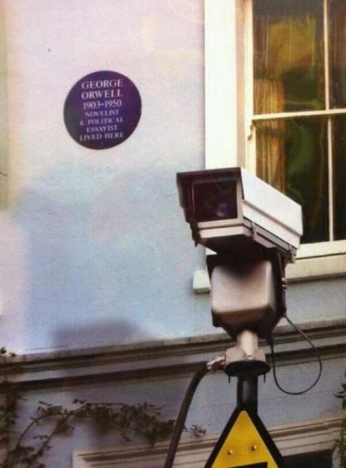 Kamera George Orwell