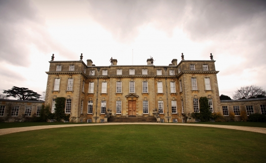 Ditchley Park Mansion
