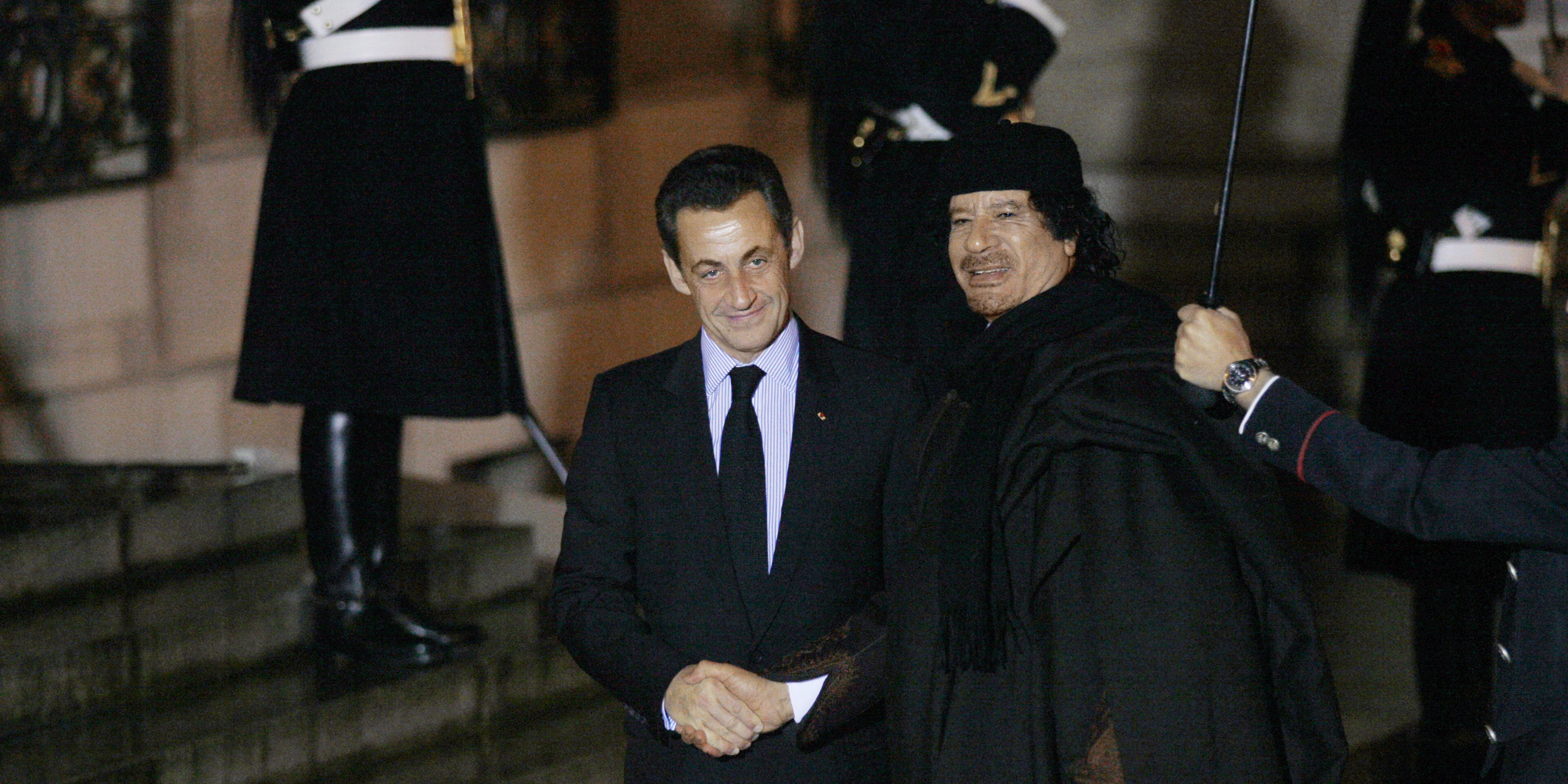 Why Did the U.S. and Its Allies Bomb Libya? Corruption Case Against Sarkozy Sheds New Light on Ousting of Gaddafi.