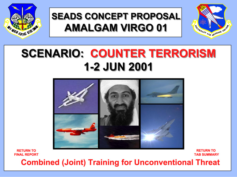 Operation Amalgam Virgo