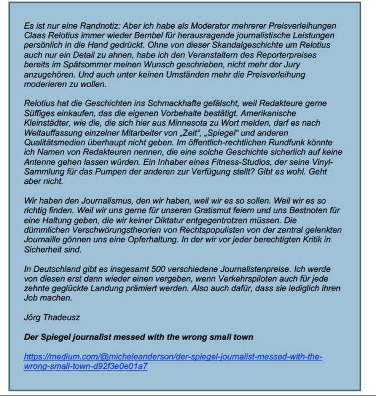 Beitrag: Kritik der Kritik Der Stil der Jury | Lesenswert