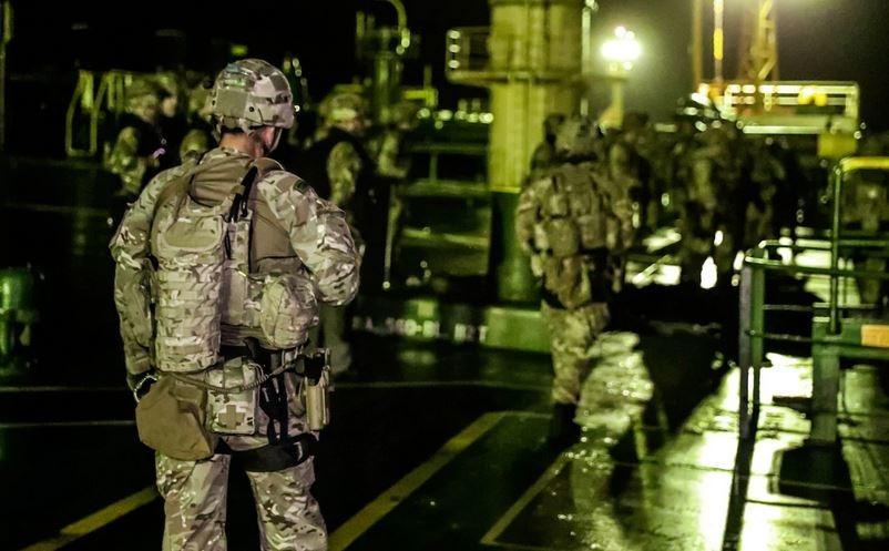 Britische Marines entern iranischen Tanker vor Gibraltar